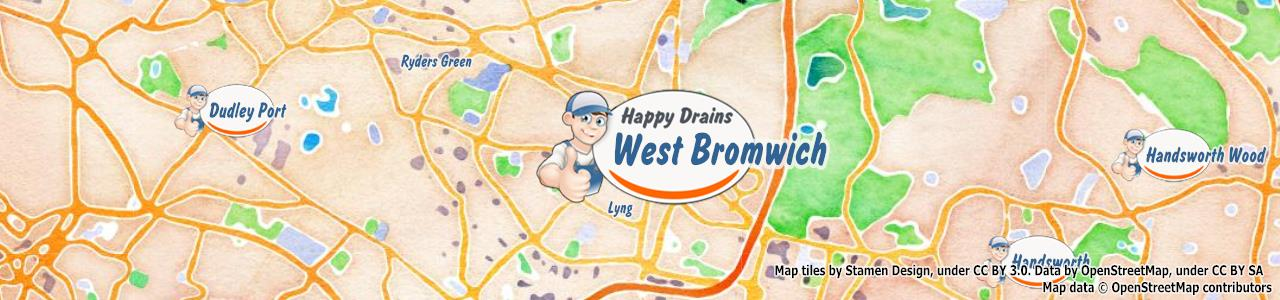 West Bromwich B70 cctv drain survey sewer inspection DrainChecker